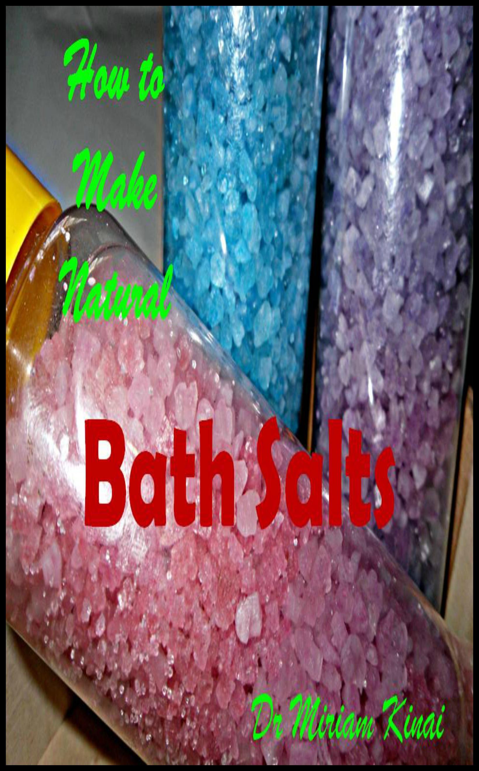 how to make professional bath salts