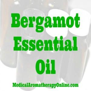 bergamot aromatherapy oils