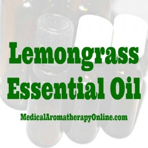 lemongrass aromatherapy oil