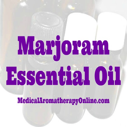 Ask An Aromatherapist: Marjoram Essential Oil Safety