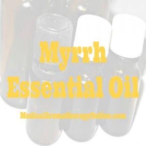 myrrh aromatherapy oil
