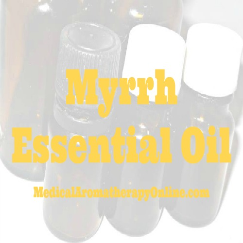 Ask An Aromatherapist: Myrrh Essential Oil Safety