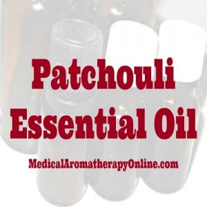patchouli aromatherapy oil