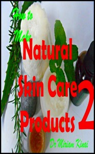 make natural skincare products