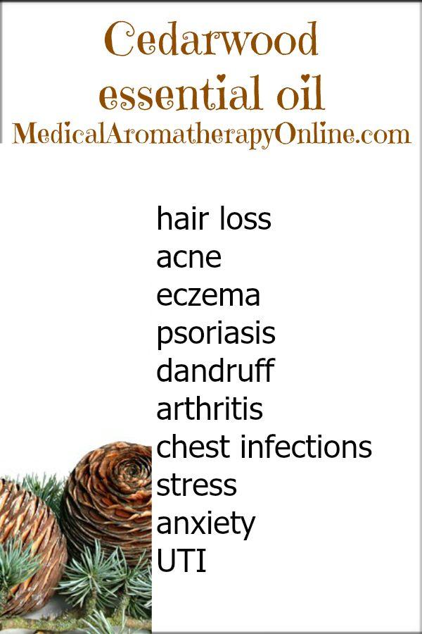 Cedar Wood Oil Hair Loss