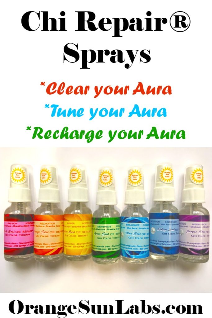Chi Repair® Sprays